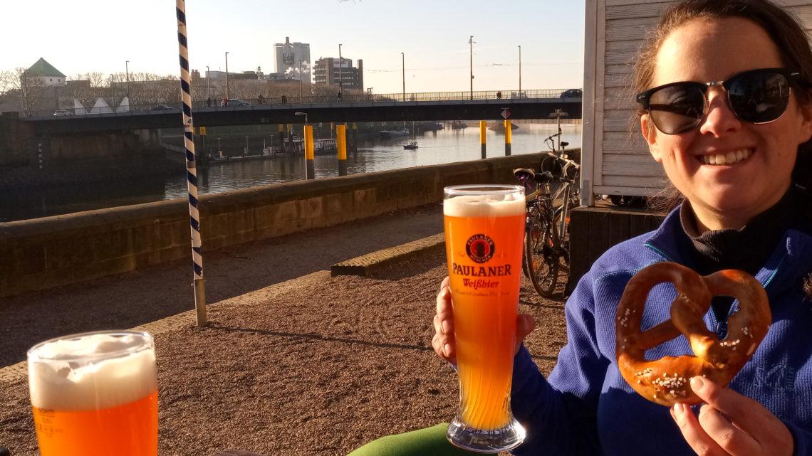 Sous le soleil Allemand : 22 au 27 Fév. (Limont > Brême)