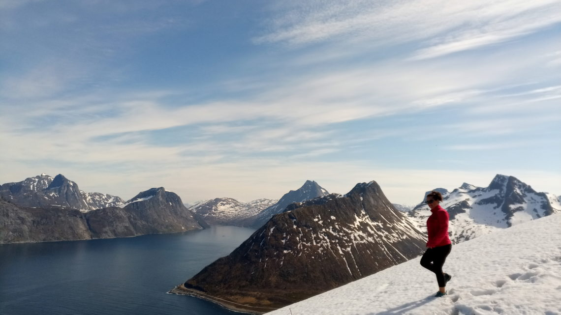Fête nationale, Senja et changement de paysages : Du 17 au 22 mai (Andenes > Tromso)
