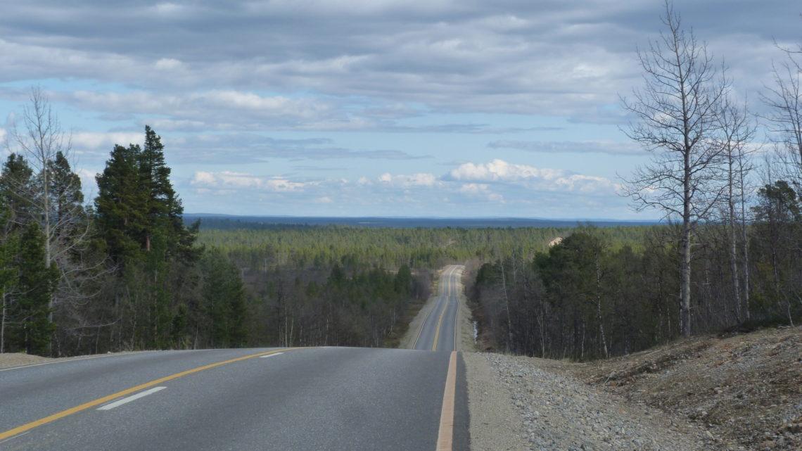 Traversée de la Laponie : Du 1er au 14 juin (Cap Nord – Rovaniemi)