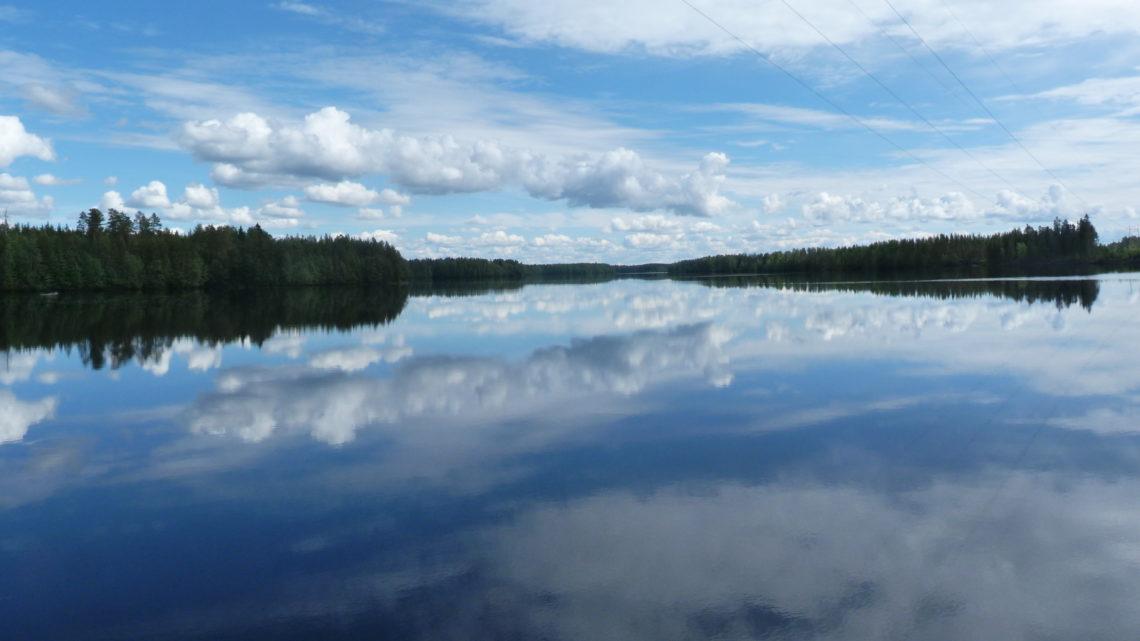 Douceur Finlandaise (mais qui pique un peu) : Du 14 au 21 juin (Rovaniemi – Salahmi)
