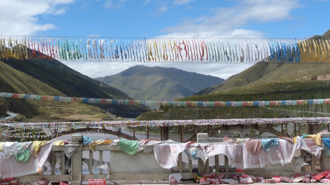 Entre Chine et Tibet : Du 13 au 23 septembre (Xining > Ganzi)