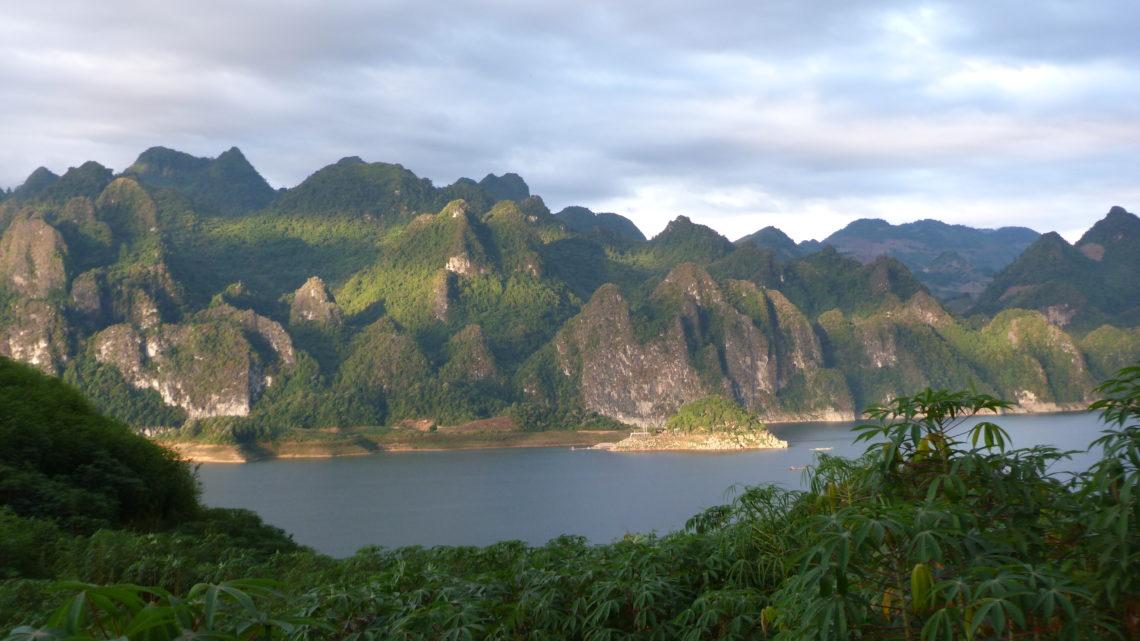 Voyage au pays du sourire : Du 5 au 17 novembre (Yuanyang > Dien Bien Phu)