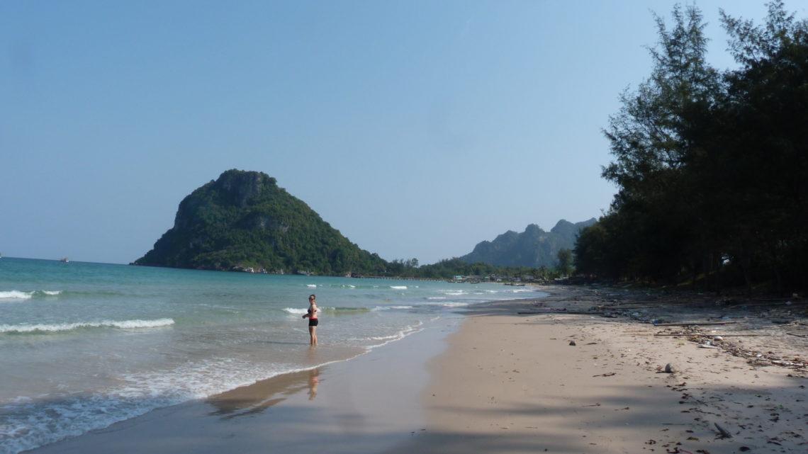 Un paradis pour cyclo : Du 13 au 20 janvier (Hat Wanakon > Surat Thani)