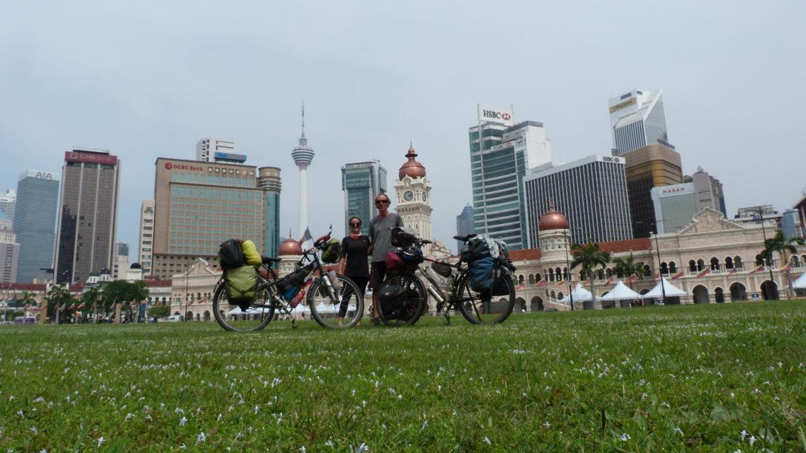Une Asie bien différente pour finir : Du 3 au 16 février (George Town > Kuala Lumpur)