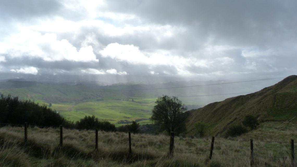 Hawk's bay ou la (soi disant) partie la plus ensoleillée de Nouvelle Zélande : Du 18 au 25 juin (Napier > Gisborne)