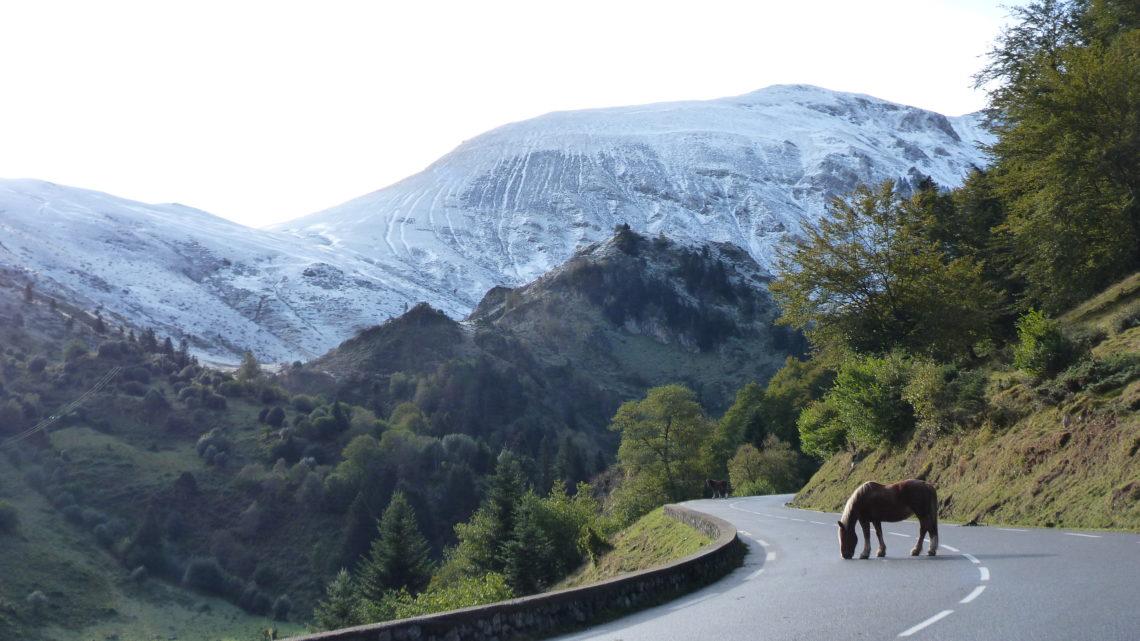 Cols, neige et retrouvailles : Des Pyrénées hautes en émotions ! Du 22 septembre au 4 Octobre (Foix > Vieux Boucau)