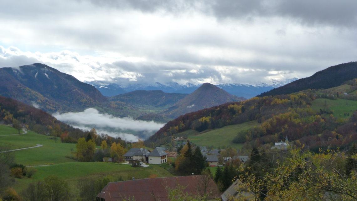 Retour en terrain connu : Du 18 au 28 octobre (Clermont-Ferrand > Annecy)