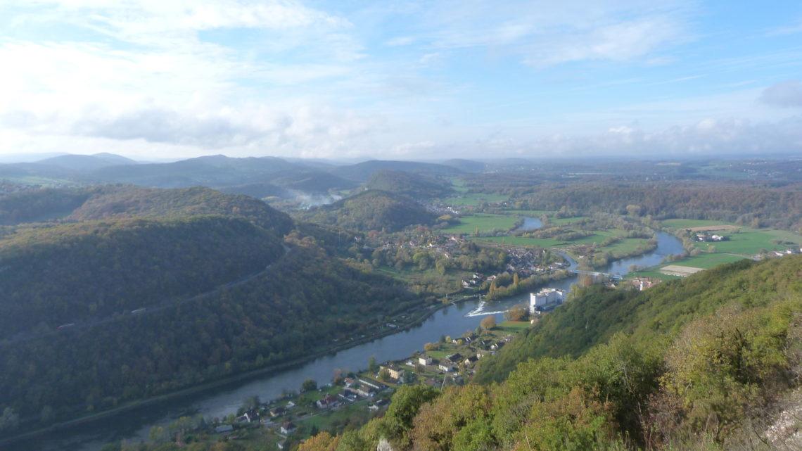 Un beau soleil pour finir : Du 28 octobre au 1er Novembre (Annecy > Besancon)